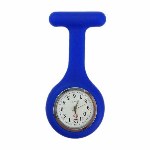 Plain Nurse Watch / Blue