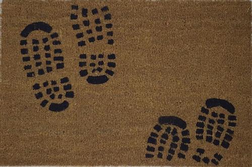Boot Marks Doormat