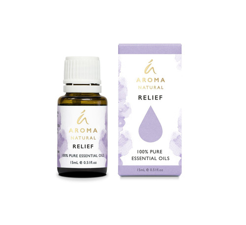 Tilley Relief Essential Oils