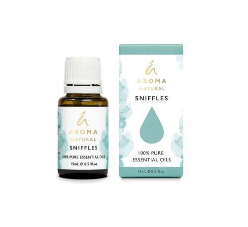 Tilley Sniffles Essential Oils