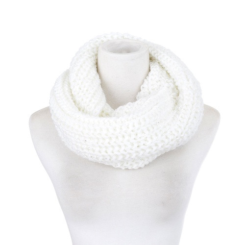 Plain Knitted Snood