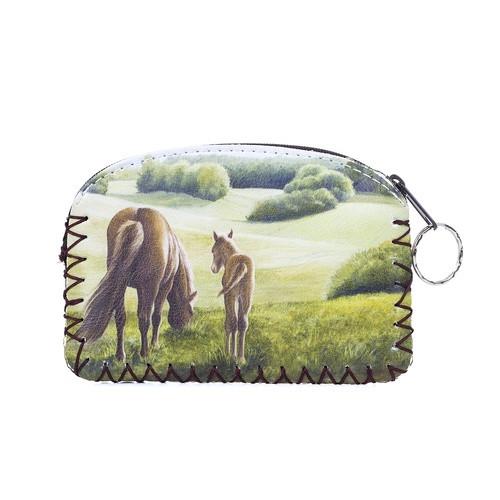 Horse & Foal Coin Purse
