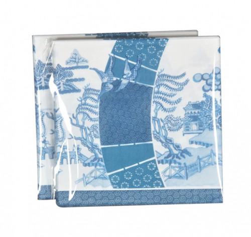 Blue/White Willow Napkins