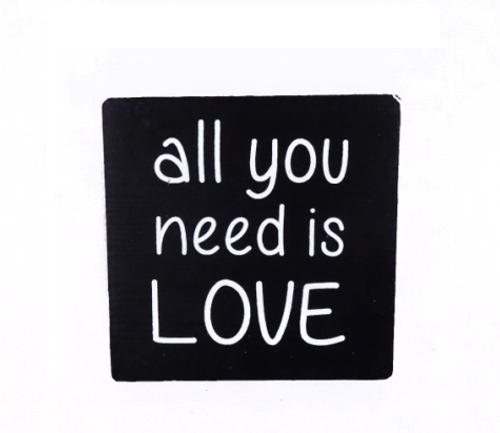 All You Need Is Love Block