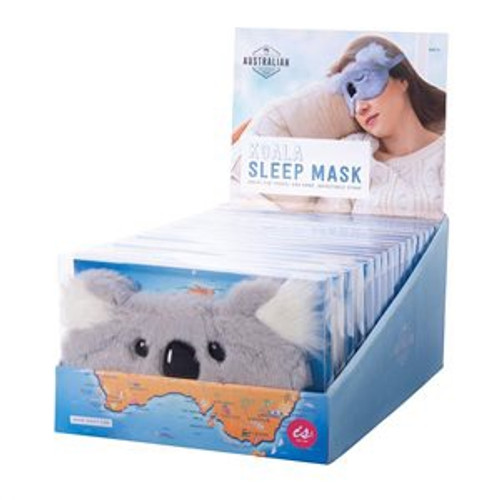 Koala Sleep Mask Assorted