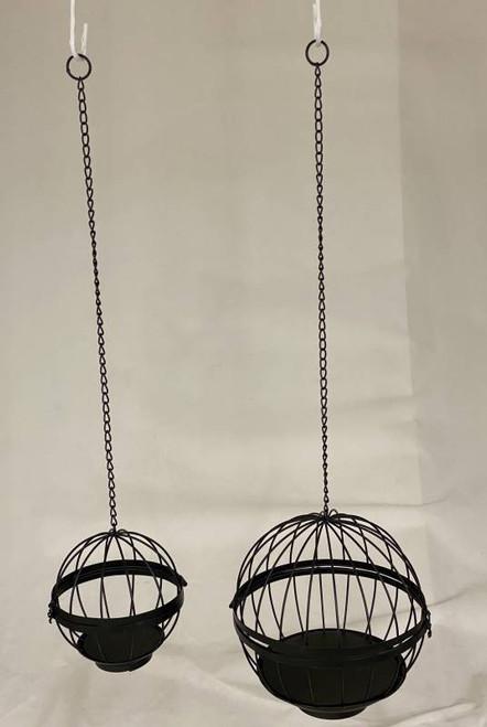 Black Hanging Cage