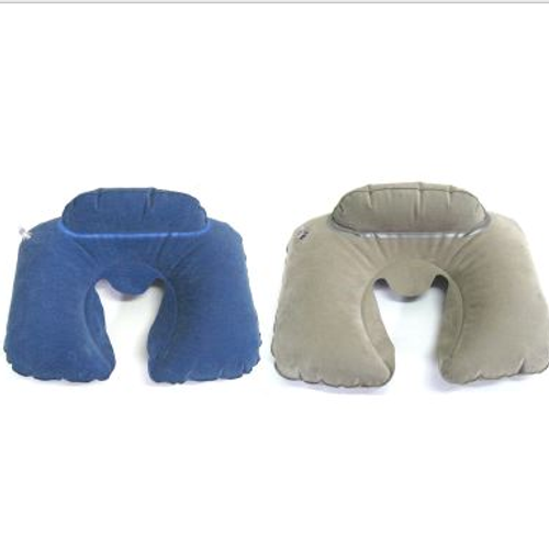 Inflatable Travel Cushion w/ Extra Support