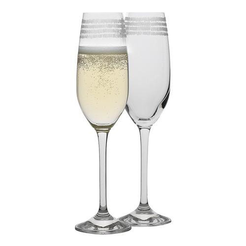 Dash Champagne Flute 205ml / Set 4
