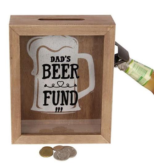 Dad's Beer Fund Money Box