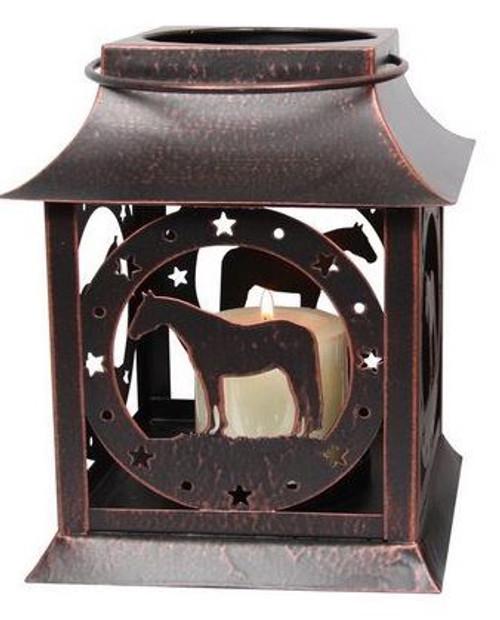 Metal Horse Lanterns