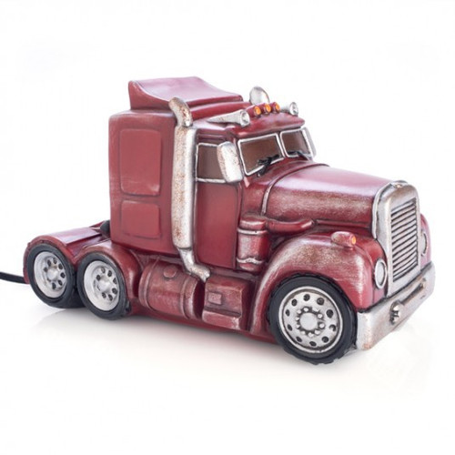 Red Truck Table Lamp