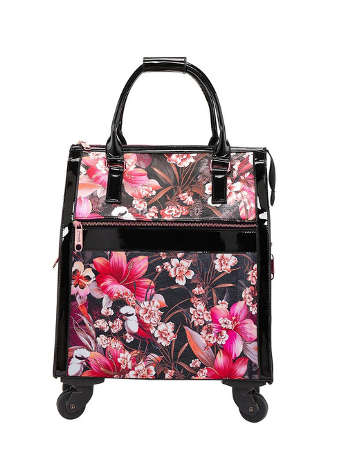 Sydney Vegan Leather Cabin Luggage