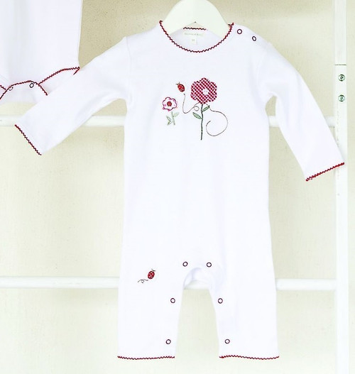 Baby's Garden Outfit 3-6 Months