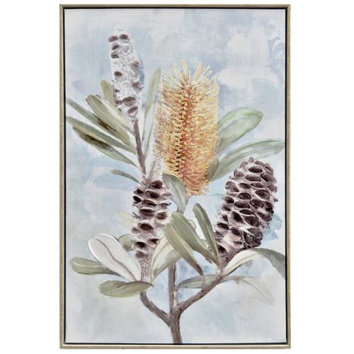 Banksia Canvas Print 60x90cm