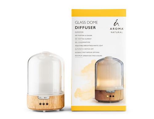 Aroma Mini Glass Dome Diffuser