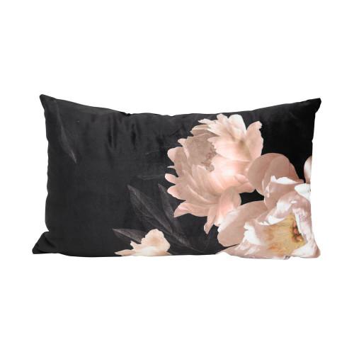 Full Bloom Peonies Cushion 50x30cm