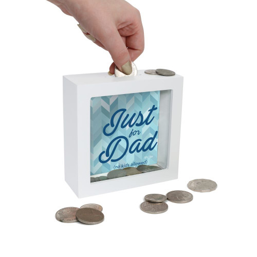 Just For Dad Mini Money Box