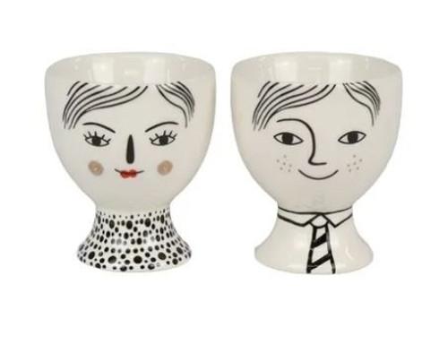 Face Egg Cup