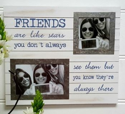 Friends Coastal Photo Frame