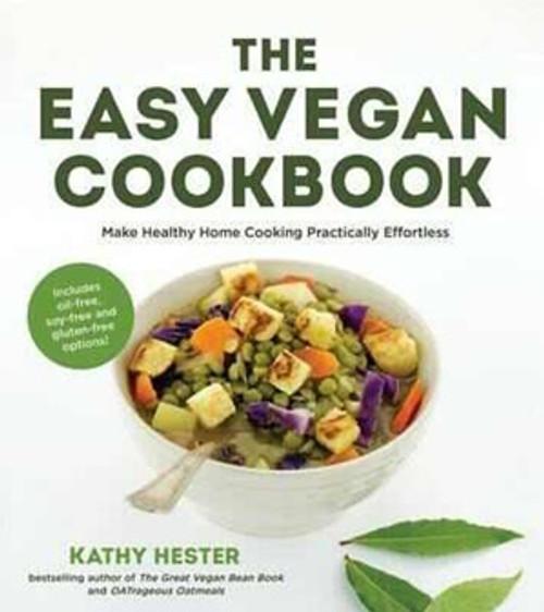 The Easy Vegan Cookbook