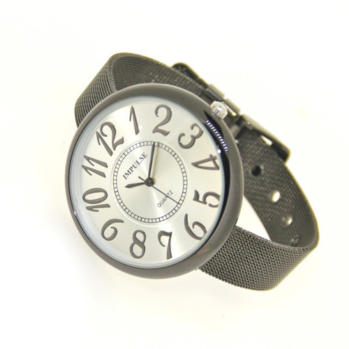 Ladies Fashion Watch / Gun