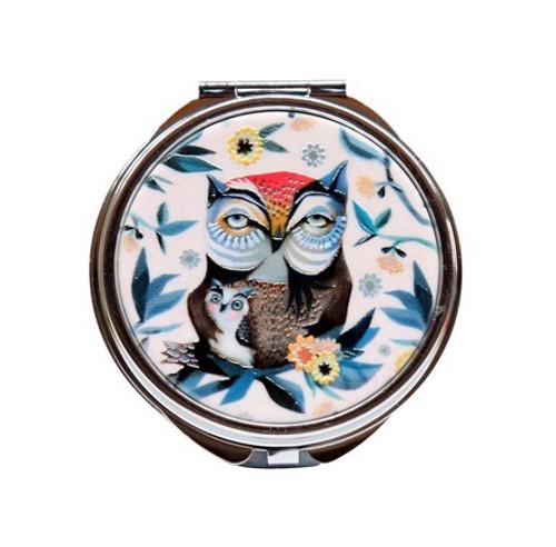 Owl Pill Box