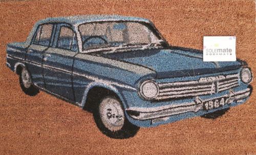 Blue Holden EH Doormat 45x75cm