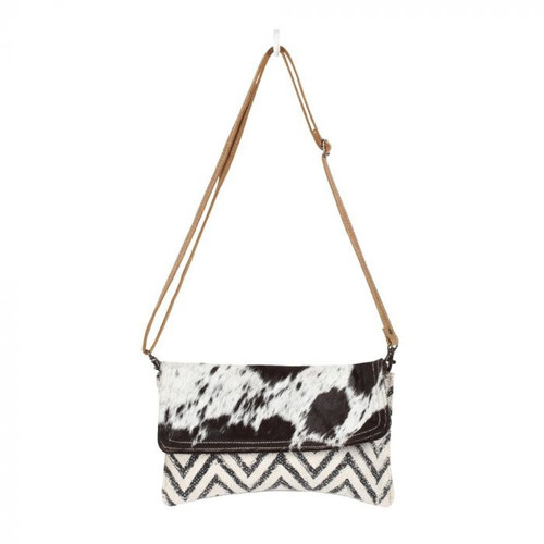 Winsome Small Cowhide Crossbody Bag