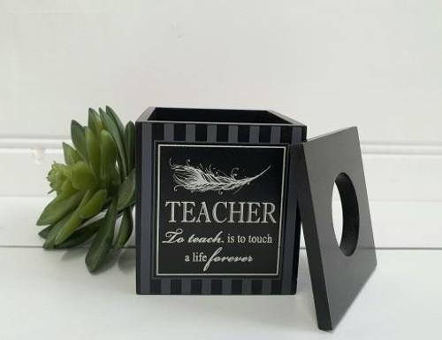 Teacher Wooden Gift Box