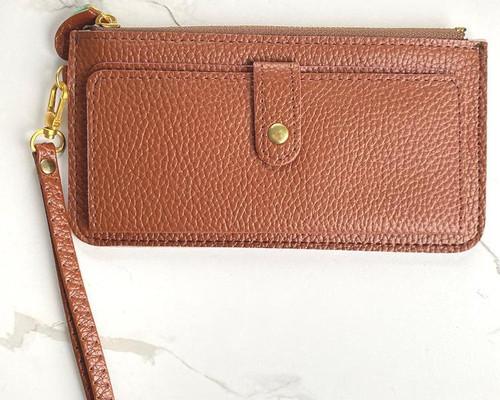Simple Clutch Wallet