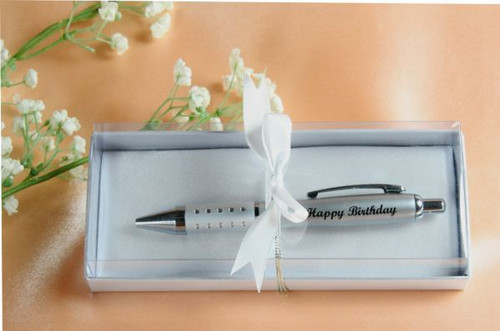 'Happy Birthday' Gift Pen