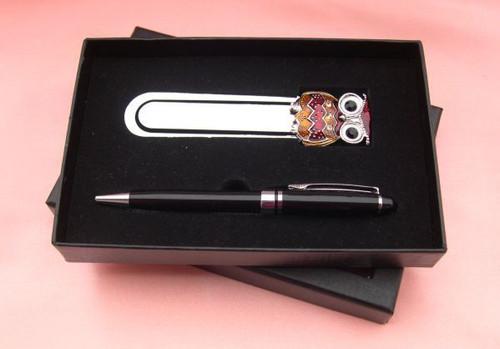Owl Pen Set