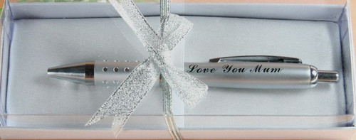 'I Love You Mum' Gift Pen