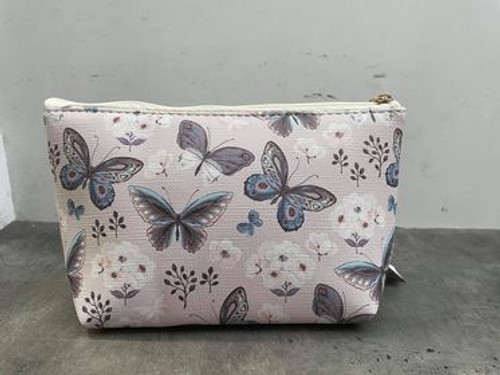 Light Purple Toiletry Bag