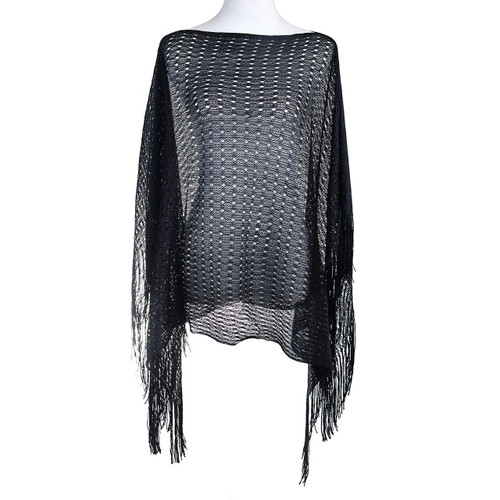 Sheer Summer Wrap Poncho