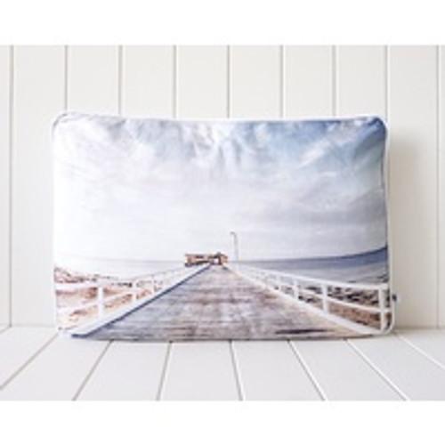 Jetty Sunsets Cushion 60x40cm