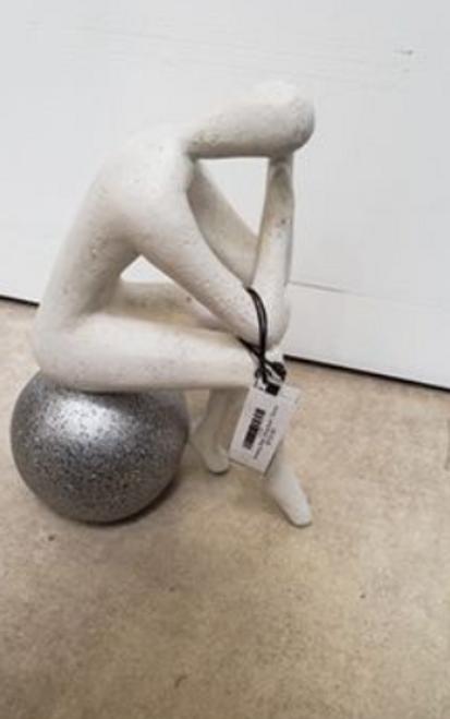 Thinking Man Ornament