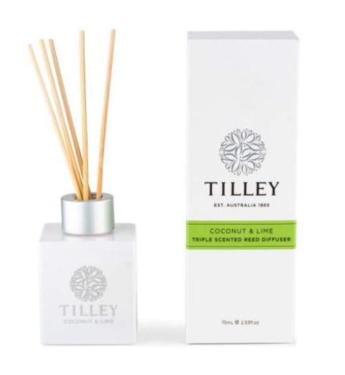 Coconut & Lime Mini Reed Diffuser