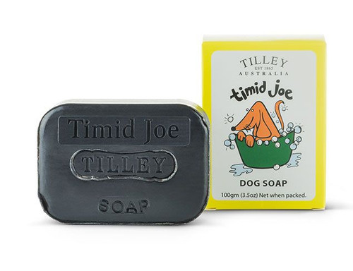 Timid Joe Dog Soap