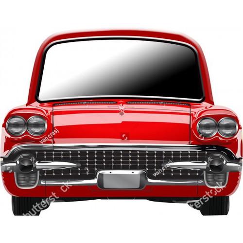 Iron Car Door Mirror - Car