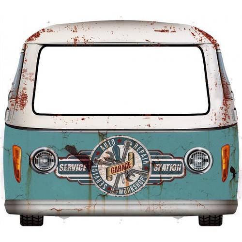 Iron Car Door Mirror - Kombi