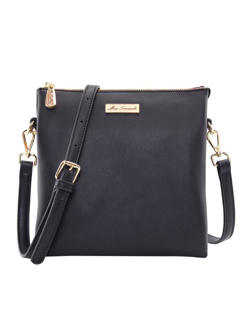 Courtney Vegan Leather Xbody Bag