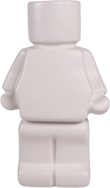 Standing Lego Block Man Planter