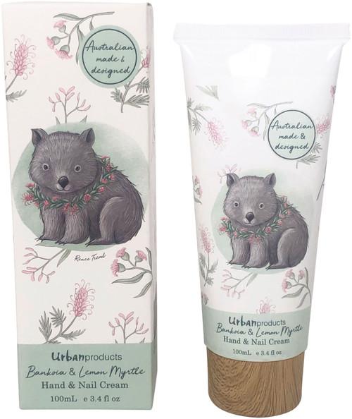 Wombat & Koala Hand & Nail Cream