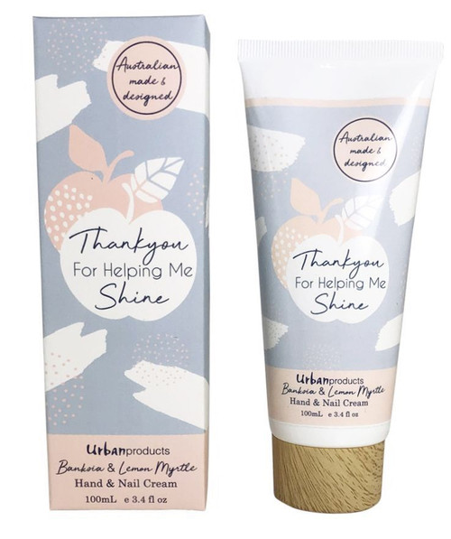 Thank You Hand & Nail Cream 100ml