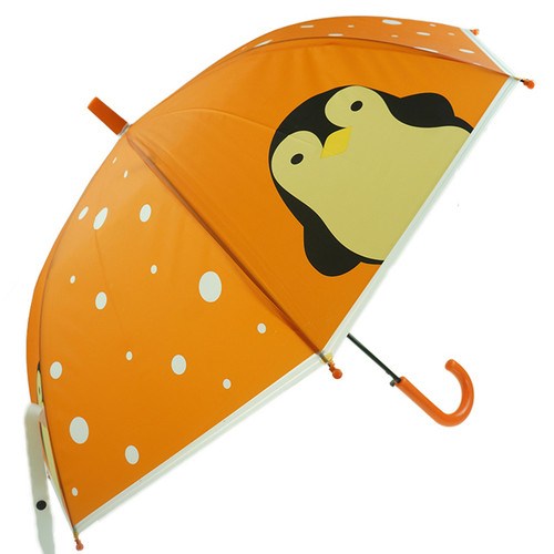 Penguin Umbrella Orange