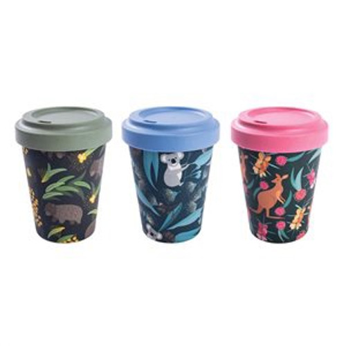 Australian Animals Keep Cup