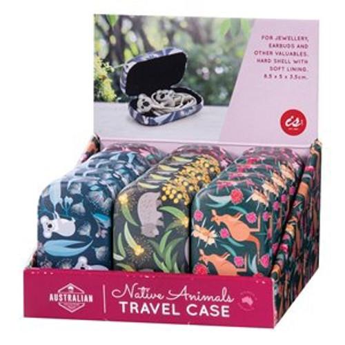 Australian Animals Hard Travel Case