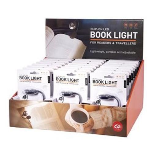 LED Clip-On Book Light