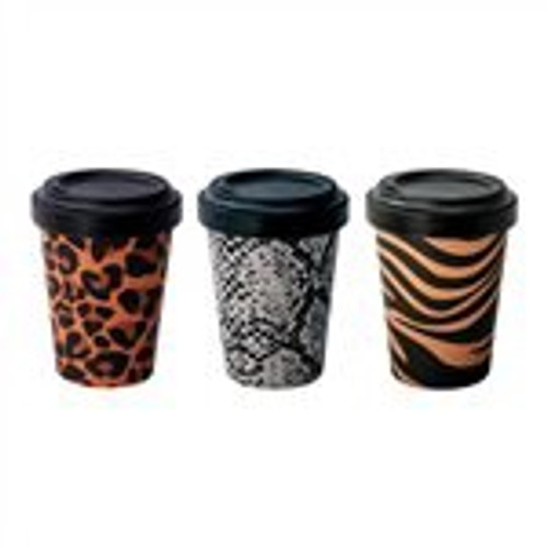 Animal Print Keep Cup